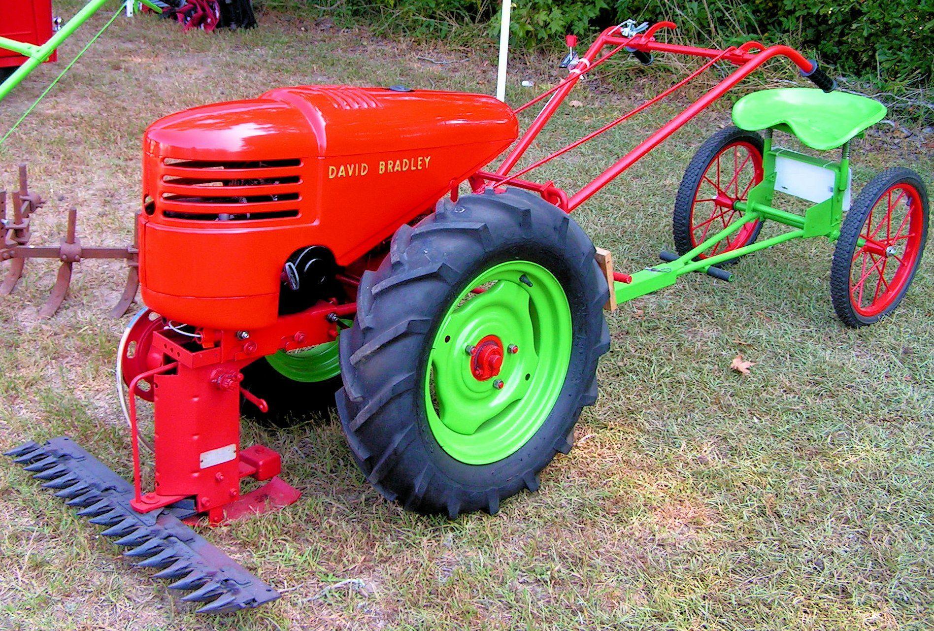 David Bradley Tractor Inman Heritage Days Inman Ga Sep2010 Old Tractors Pinterest