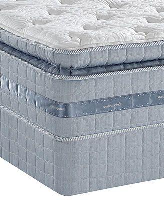 Serta Perfect Sleeper Elite Mattress Sets Serene Breeze Firm Pillowtop Mattresses Macy S