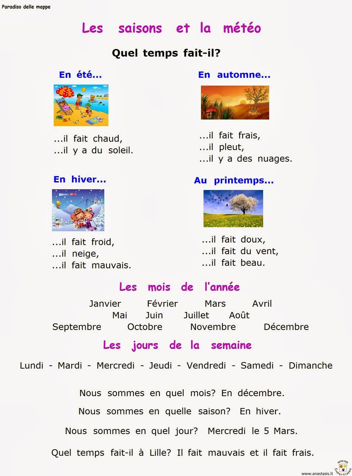 Pin By Melisa On French Activities