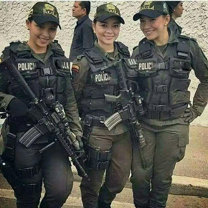 Policewomen | femme fighters | Pinterest