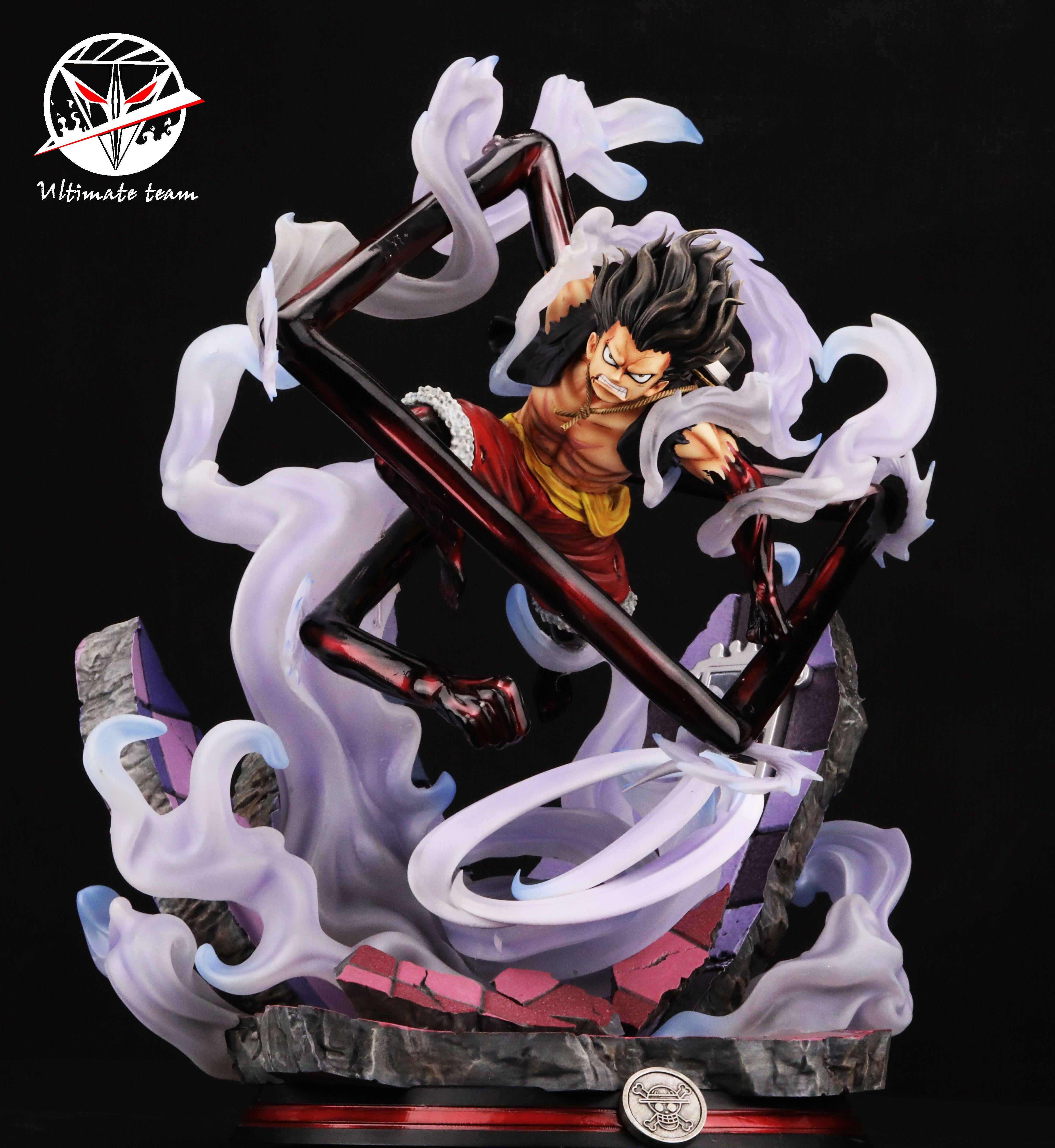 D Monkey Luffy  One Piece GK Toys Gear 4 Tank Man Figure New No Box