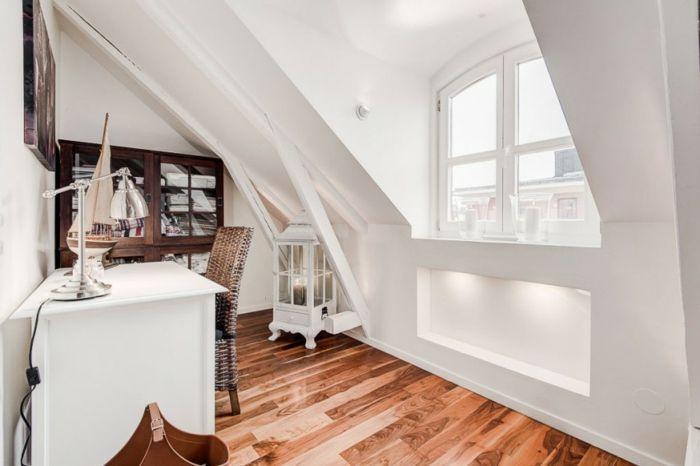 Kleines Arbeitszimmer ~ Skandinavisch wohnen penthousewohnung stockholm kleines