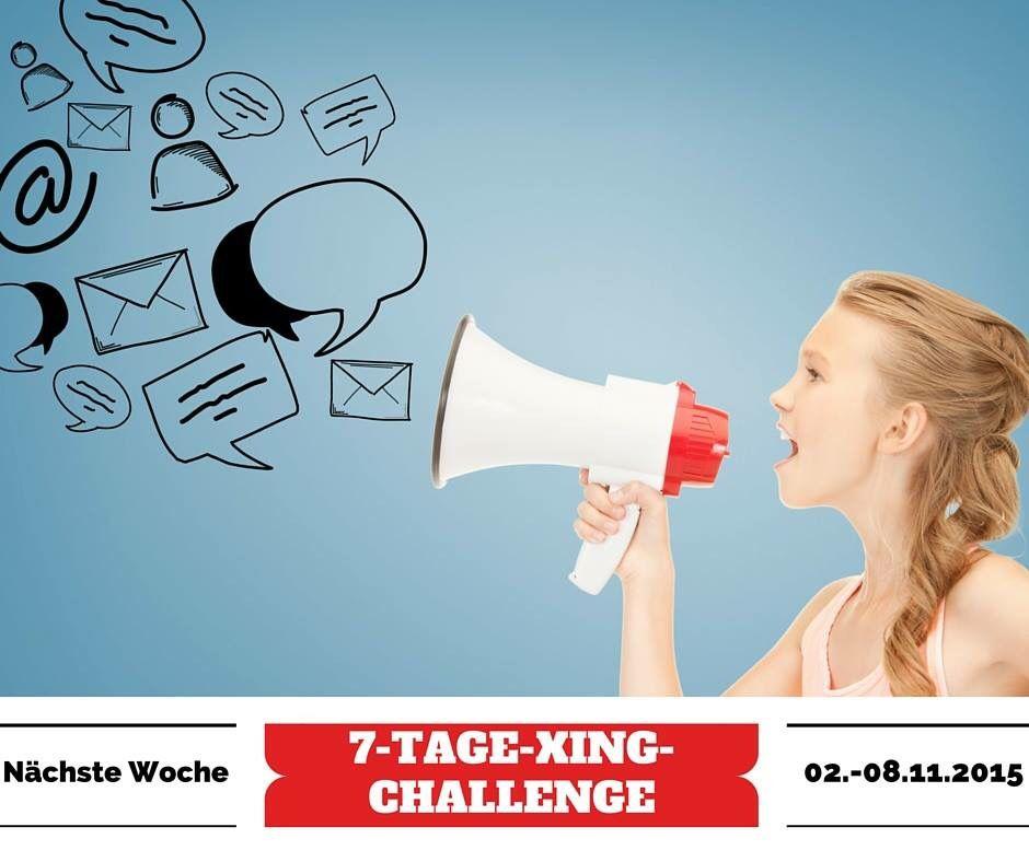 7-tage-xing-challenge für berufseinsteiger! lerne xing