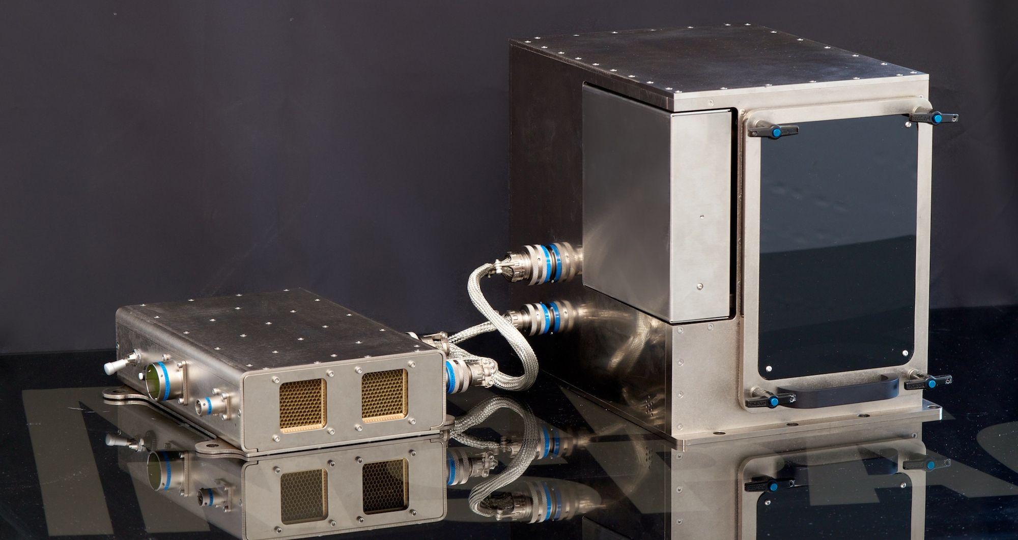 Zero gravity first 3D printing