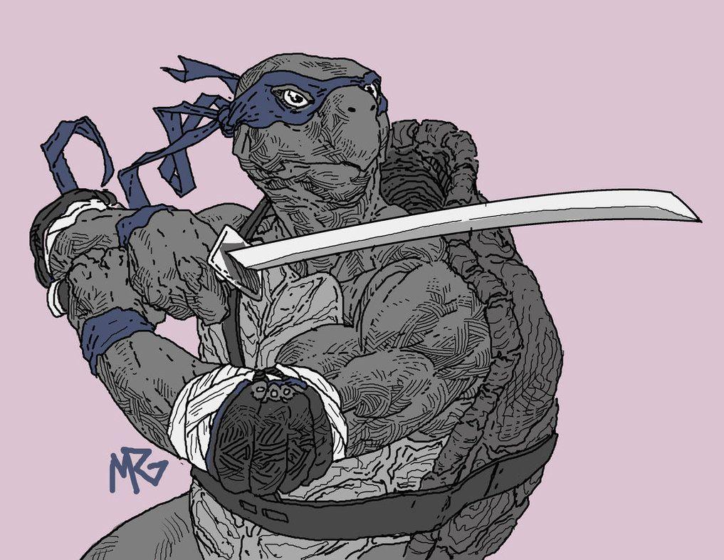 Radical Teenage Mutant Ninja TurtlesArt