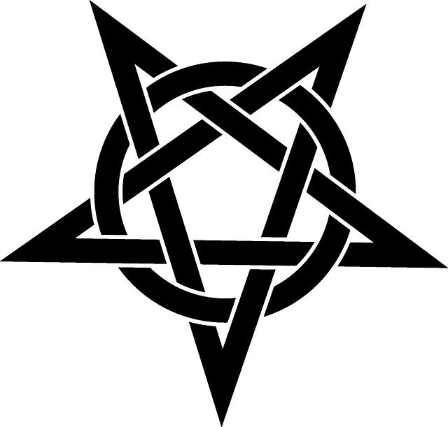 The Science Of Lycanthropy Werewolf Mythology Pentagram Tattoo Inverted Pentagram Pentagram