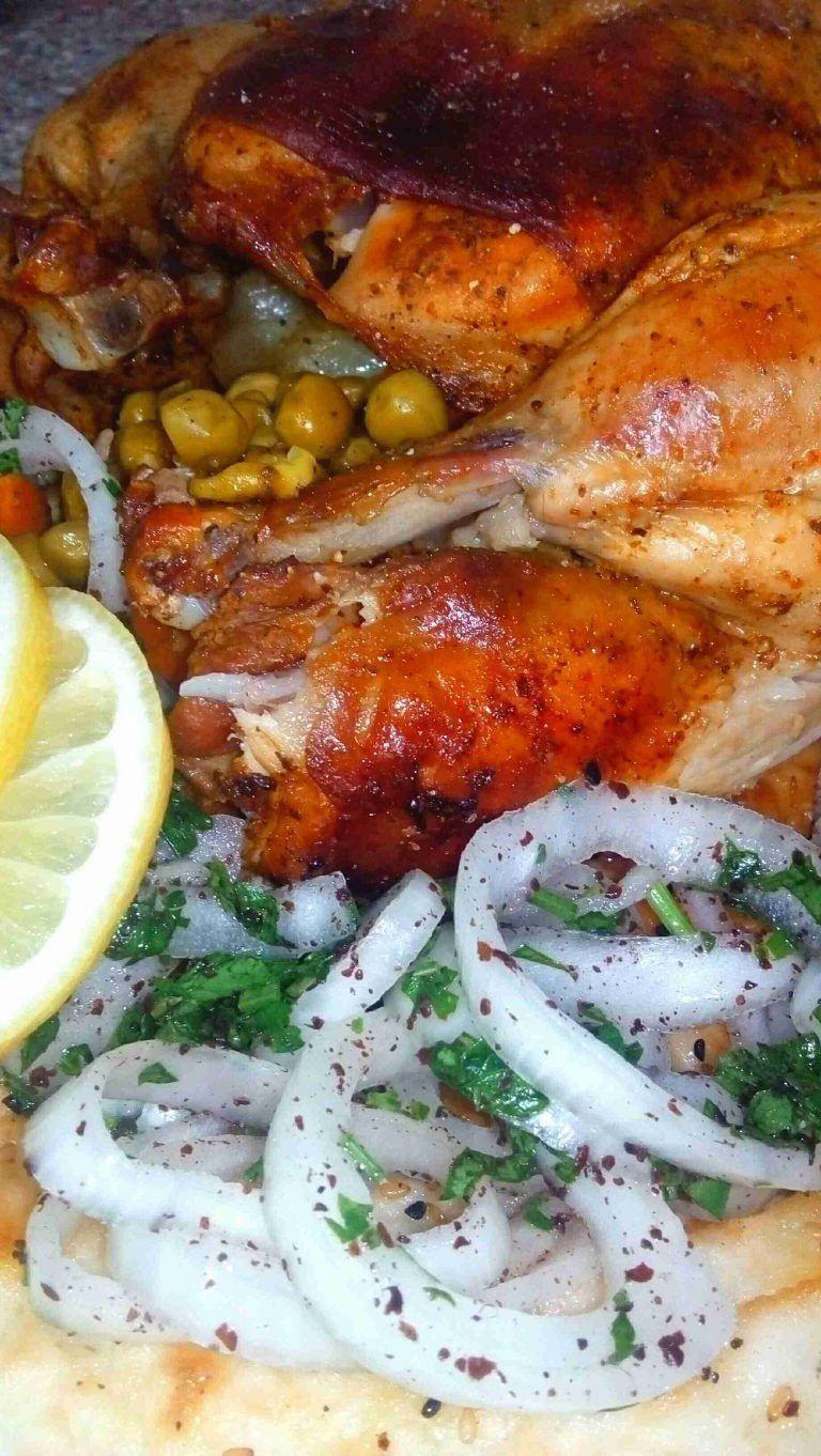 دجاج مدفون بالملح واخييرا تجرأت وجربتها ملكة رمضان زاكي Recipe Food Chicken Meat