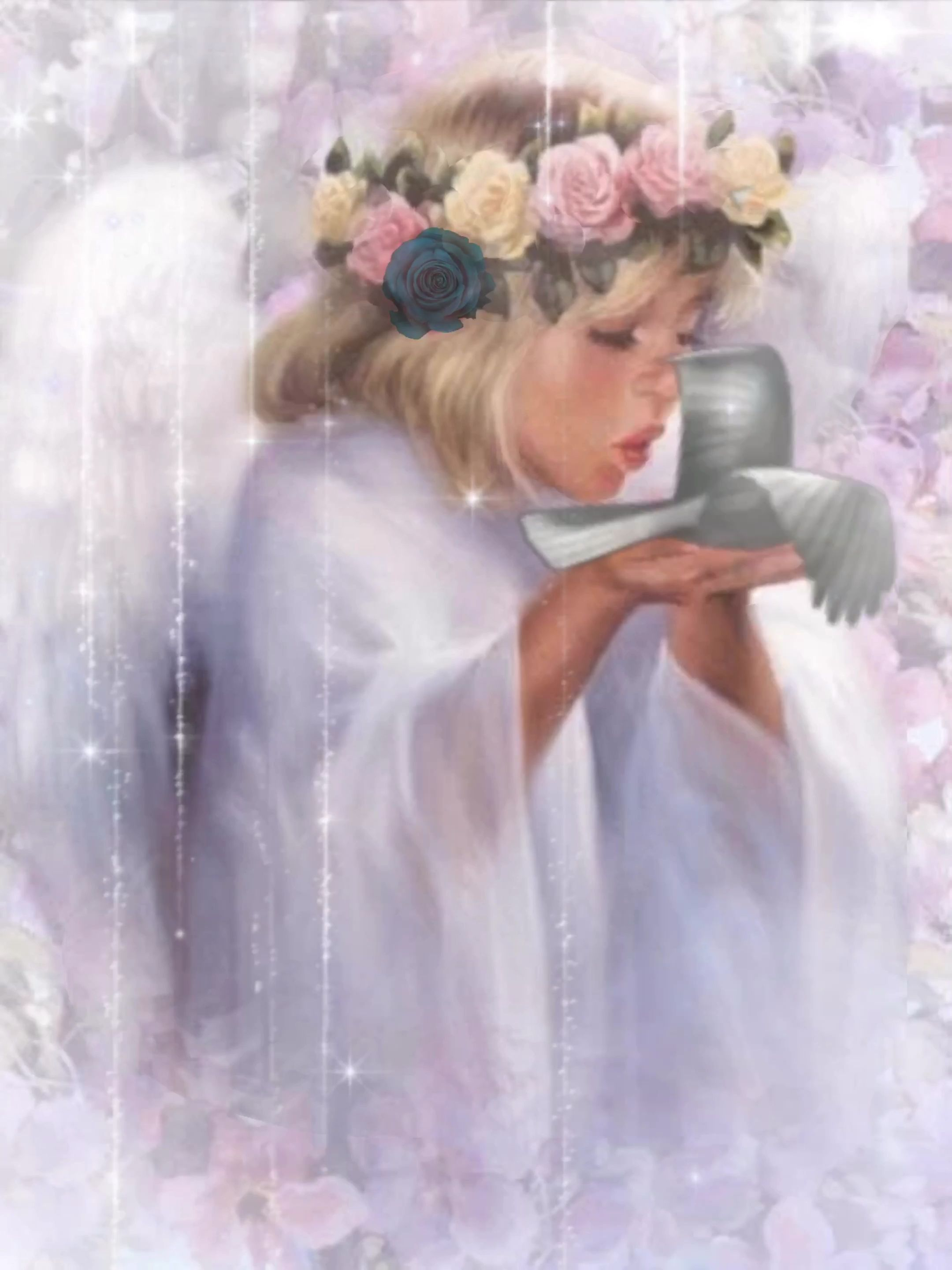 Photo of Angel of peace and hope.? ??