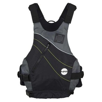 Nrs Black Vapor Adult Pfd Type Iii Life Jacket Small Medium Large X Large Life Jacket Life Vest Fishing Outfits