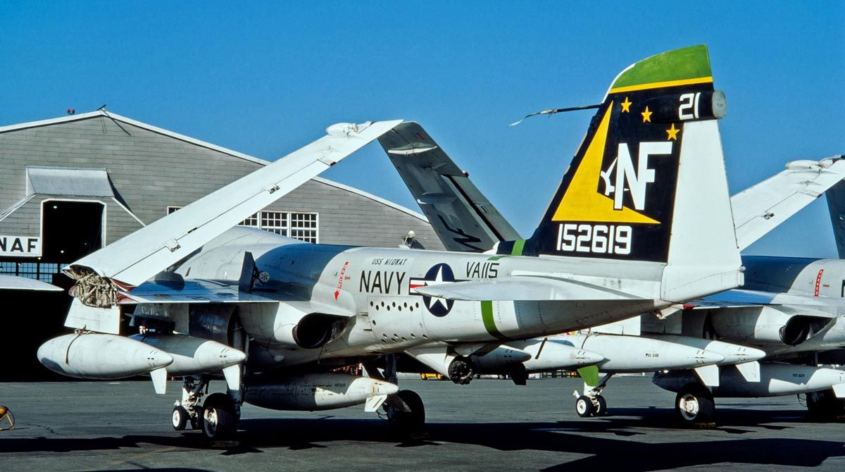 USN/USMC A-6 & EA-6