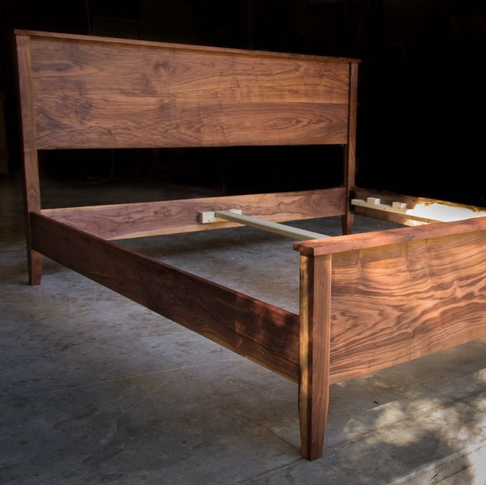 Pin On Handcrafted Beds
