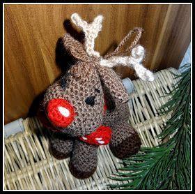 Ich habe mir überlegt Euch zu jedem Adventwochenende eine kleine Weihnachtsfigur, samt Anleitung vorzustellen. Ihr könnt sie als Geschenk... #crochetelements
