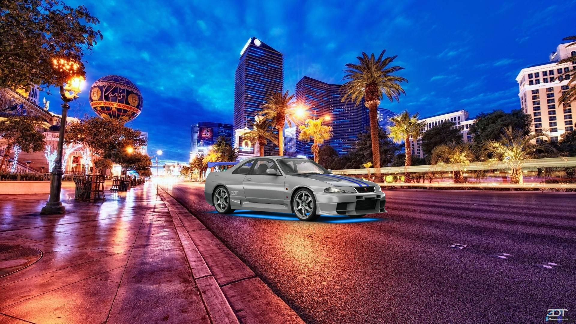 Checkout my tuning #Nissan #SkylineGT-R 1997 at 3DTuning #3dtuning #tuning