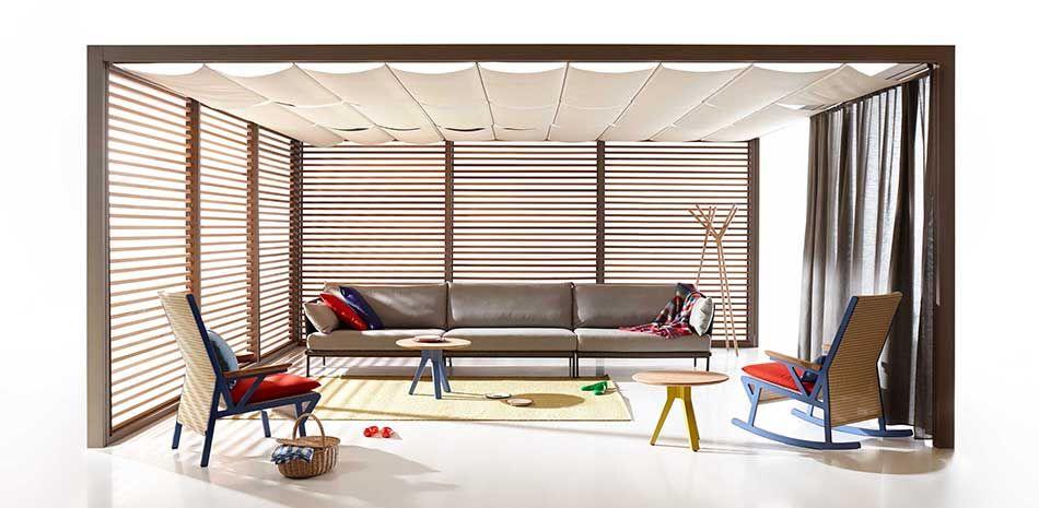 De Haute Qualite KETTAL   Outdoor Timeless Design Furniture Patricia Urquiola, Meubles En  Rotin, Mobilier De Jardin