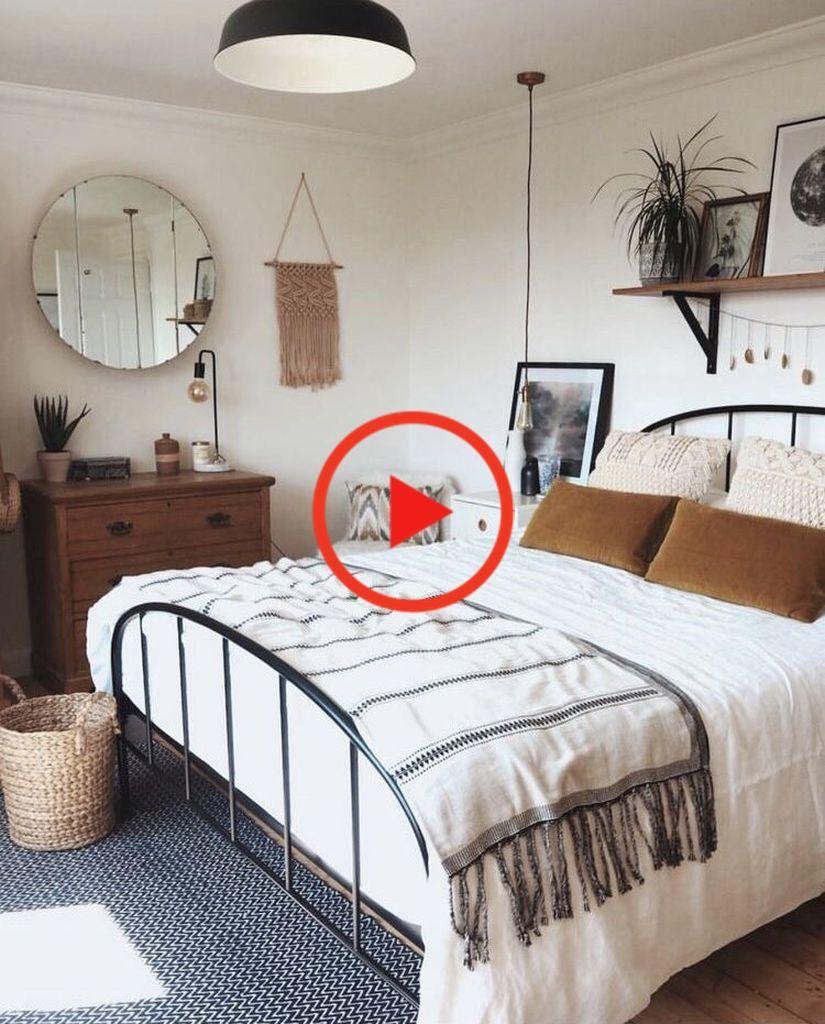 36 Diy Kleine Schlafzimmer Wohnkultur In 2020 Kleine Slaapkamer