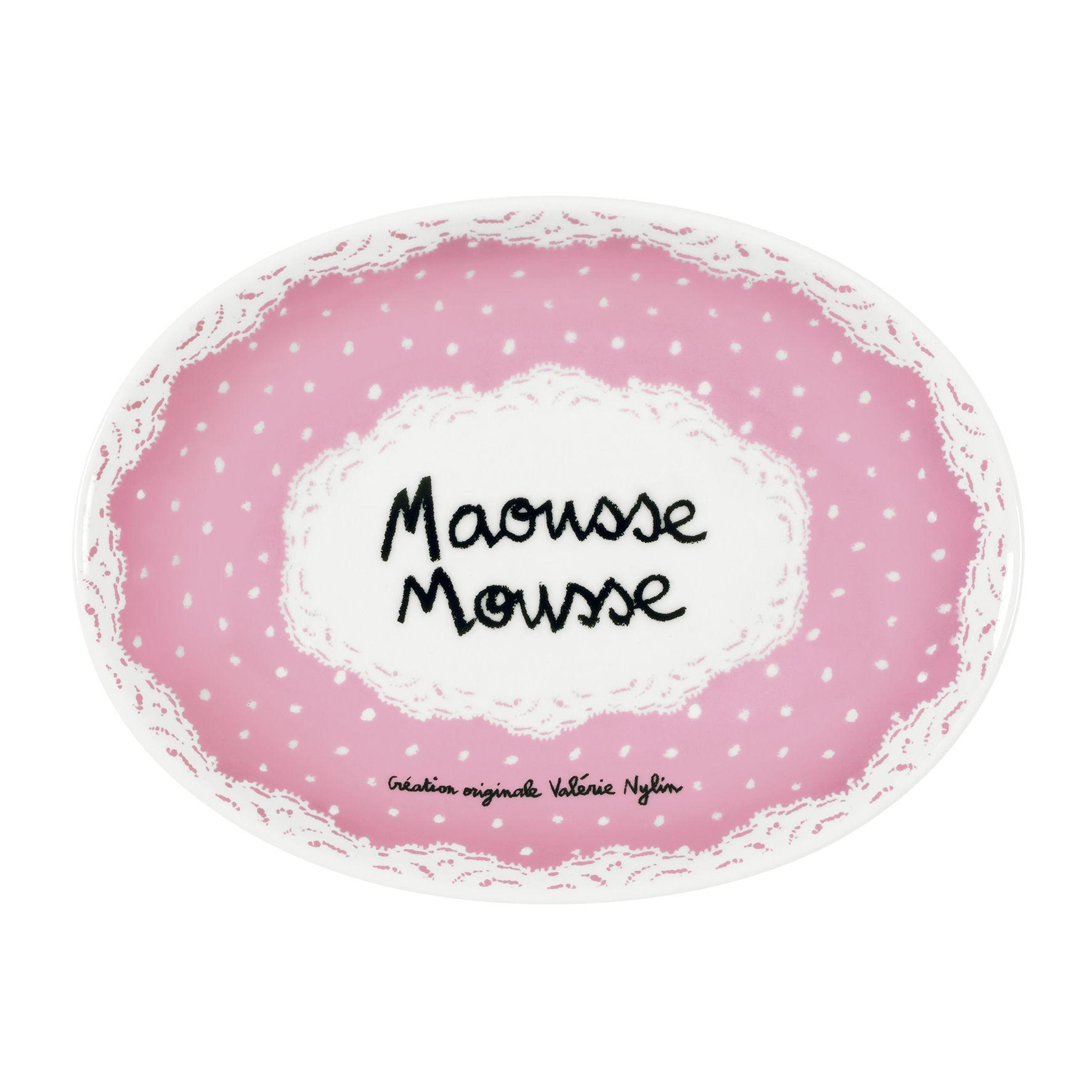 Porte-savon Maousse - Rose - Derrière La Porte DLP - Boite ...