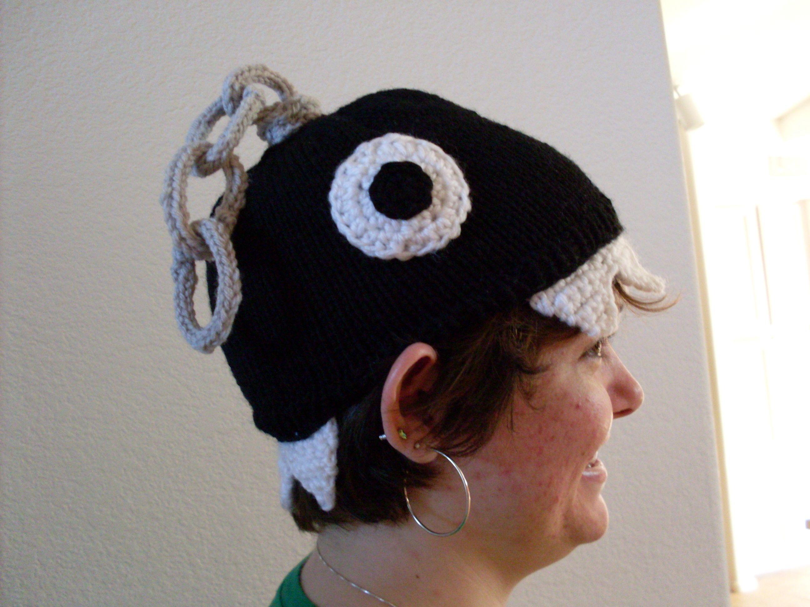My chain chomp hat.