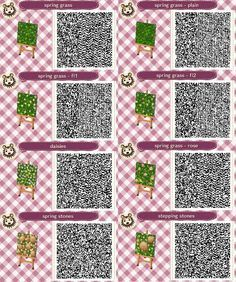 Animal Crossing: New Leaf & HHD QR Code Paths | qr | Animal