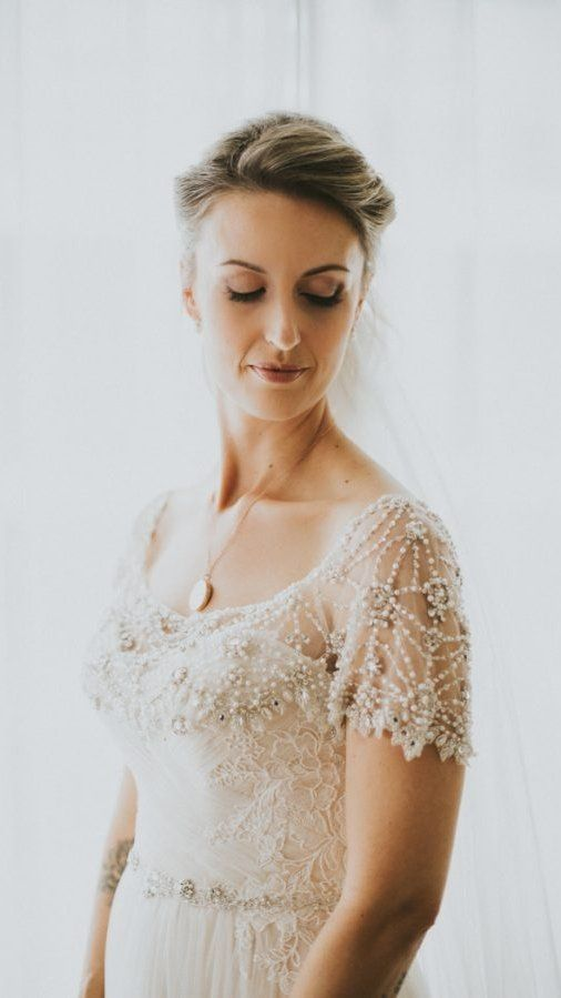 Vintage Romance Inspired Vancouver Wedding at The Permanent ...