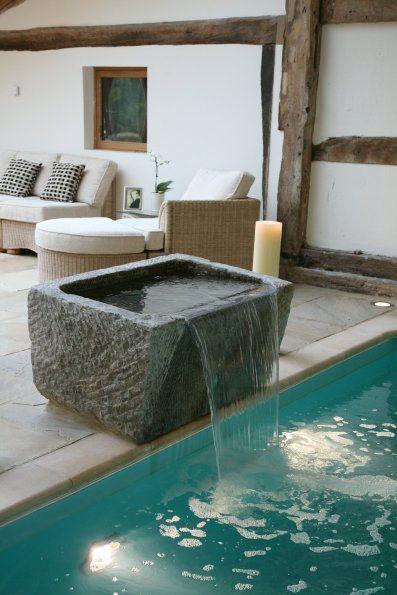 Indoor Swimming Pool Barn Conversion