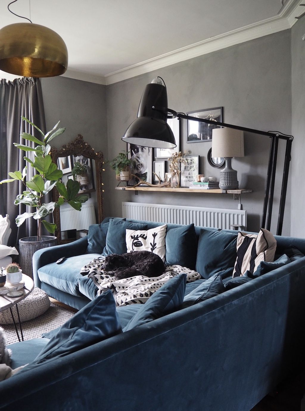 Living Life In The Slow Lane With Our New Loaf Sofa Corner Sofa Living Room Living Room Modern Living Room Sofa