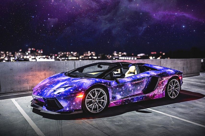 Project galaxy a lamborghini that is out of this world - Sick lamborghini wallpaper ...