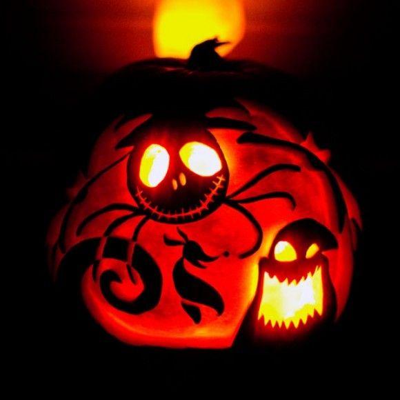 cool and amazing halloween pumpkin carving ideas - Cool Pumpkin Ideas