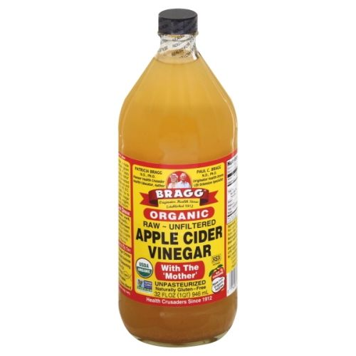 Apple Cider Vinegar, Organic, Unfiltered, Raw Wegmans