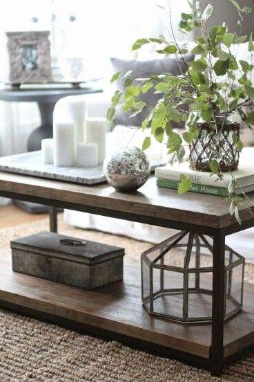 Decor Ideas Coffee Table