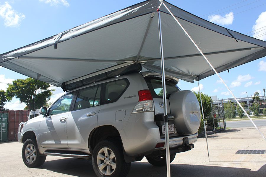 Captains Wing Wrap Around 270 Awning Best Camping Gear Roof Top Tent Awning