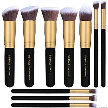 BS MALL MAKEUP BRUSH REVIEWS Pro Tools Station Makeup