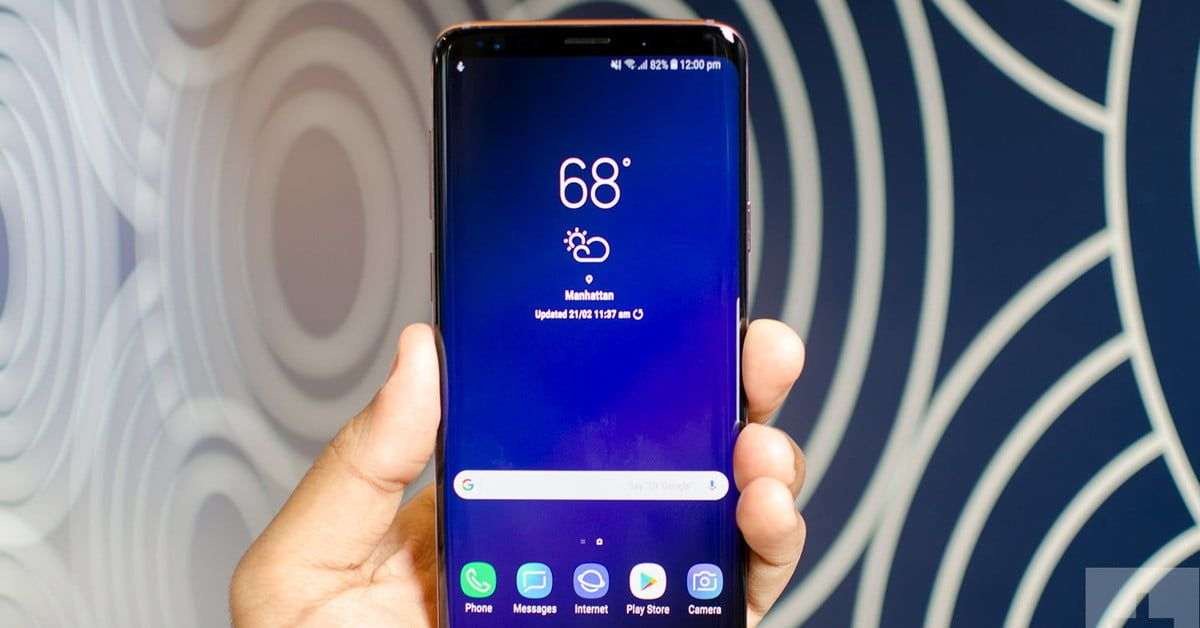 Aprende A Activar Los Ajustes En El Galaxy S9 Y S9 Plus Digital Trends Espanol Samsung Galaxy Prepaid Phones T Mobile Phones