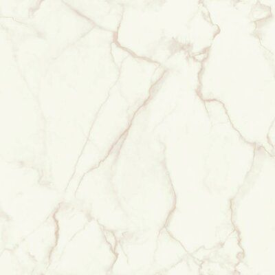"Gilded Marble 32.8' L x 20.8"" W Metallic Wallpaper Roll 