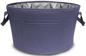 Thermal Party Tub-Navy (4pc)