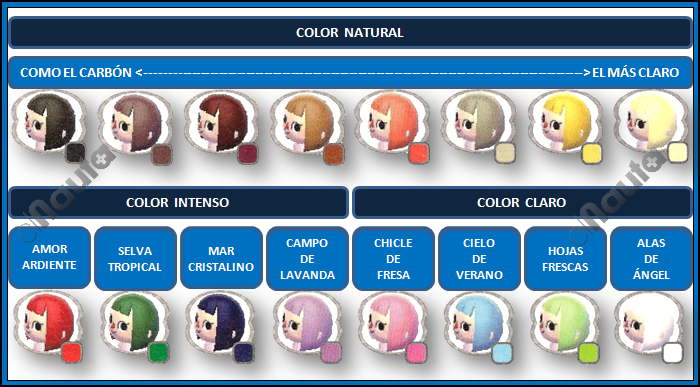 color pelo amor ardiente animal crossing - buscar con google
