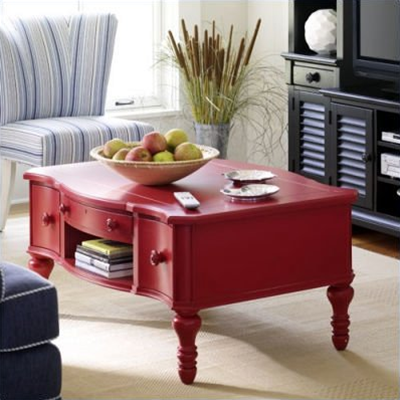 Colorful Coffee Tables Zab Living - Rustic Red Coffee Table CoffeTable