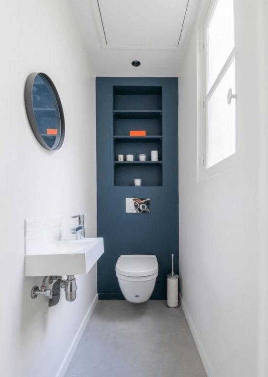 Bano Estrecho Y Largo Soluciones Downstairsbathroom Downstairs