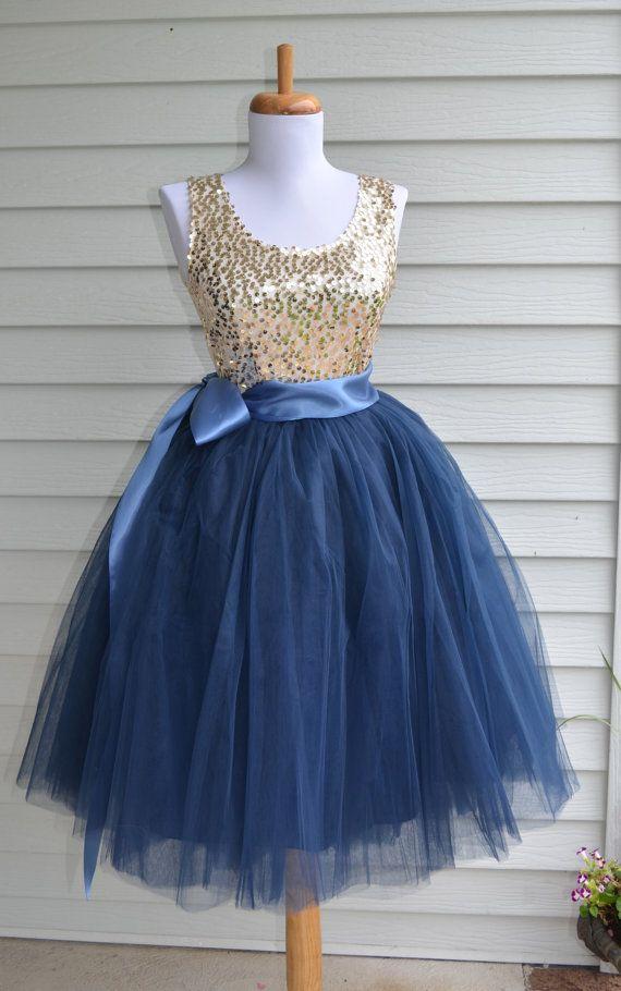 d765520dc0 Womens Tutu, Navy Blue Tulle skirt, Navy Blue tutu, tulle skirt ...