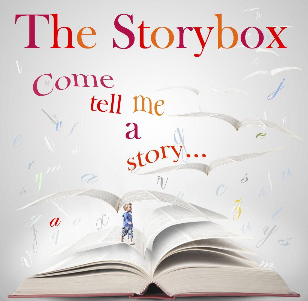 Create A Storybox With Your Kids What A Great Way To Get