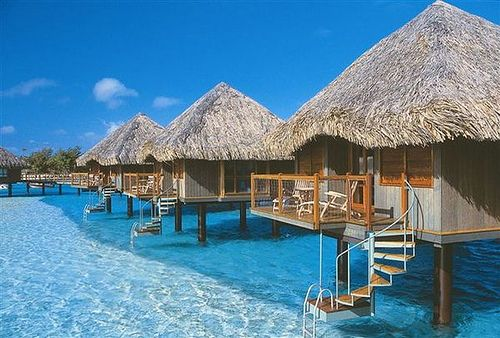 Didn T Know They Had Overwater Bungalows In Cebu Philippines