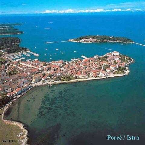 Porec Istria Peninsula Lovely Croatia Travel Places To Travel Porec