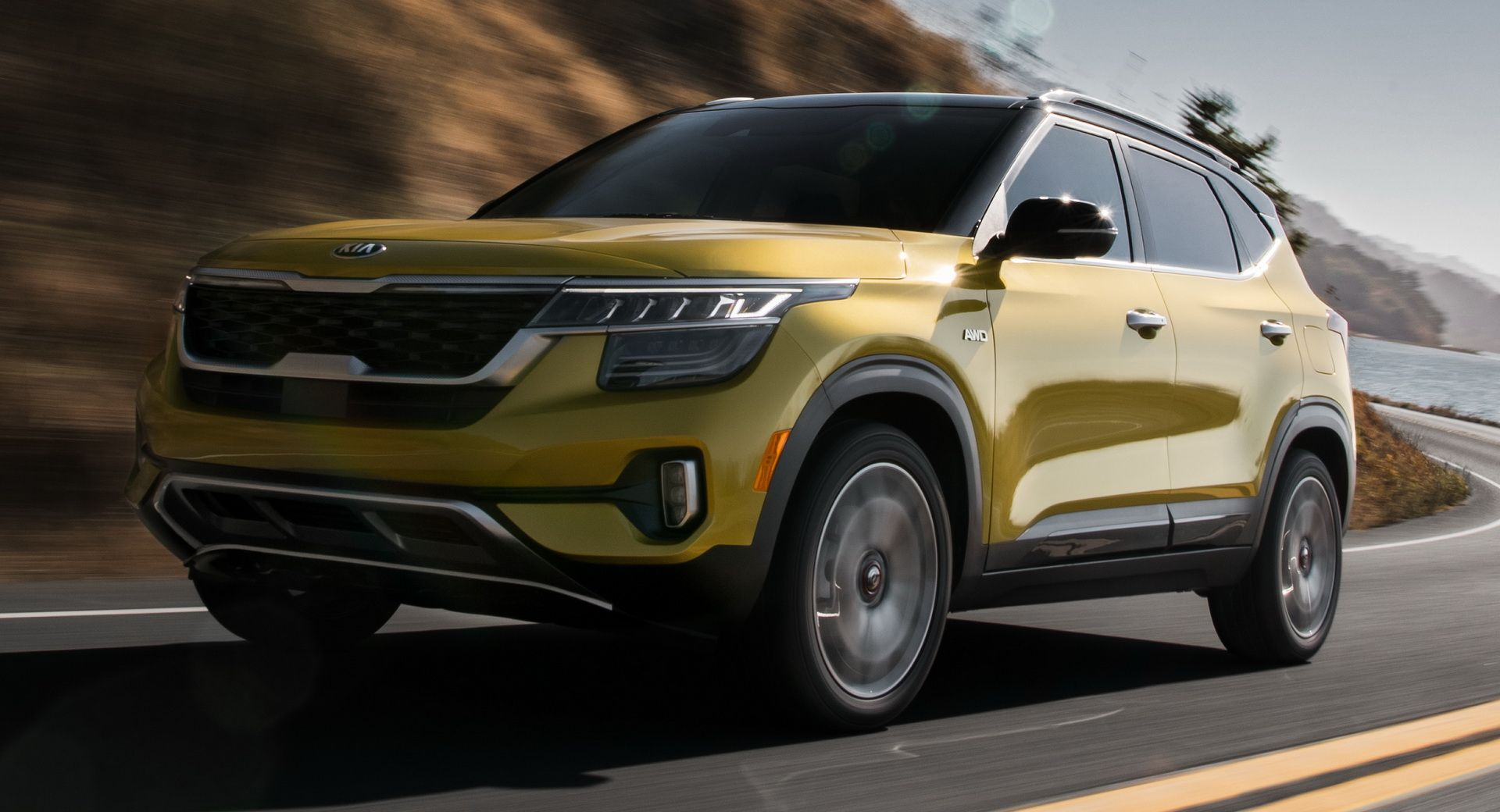 Kia Says It Has No Intention Of Selling The Seltos In ...