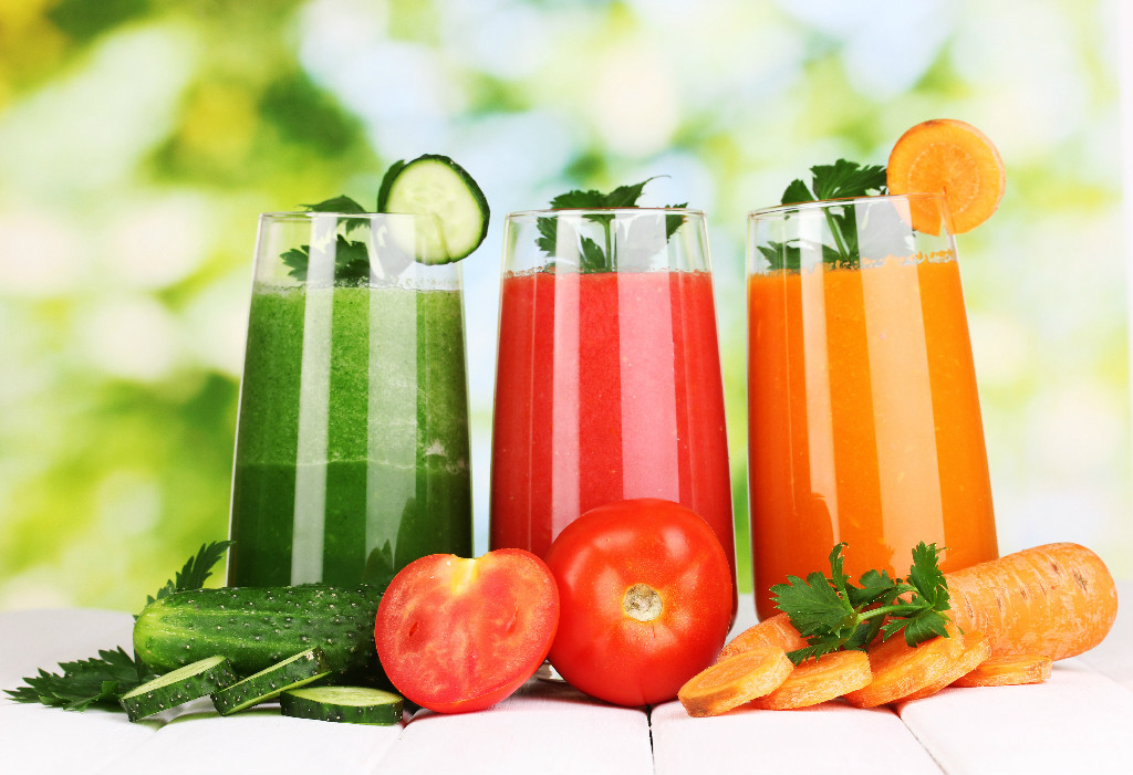 Juice Fasting Guide and Parasite Cleanse