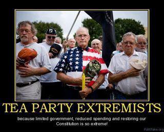 Extreme Tea Party