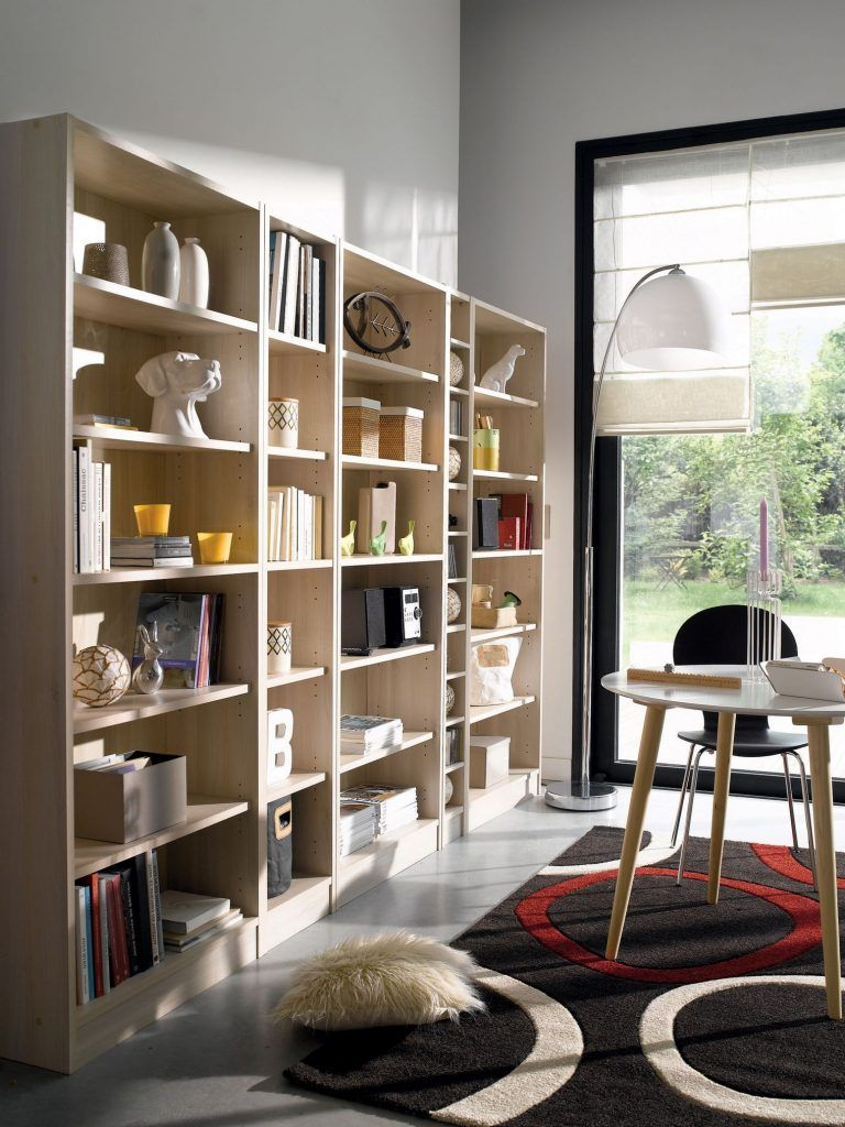 Beau Conforama Bibliotheque D Coration Fran Aise Pinterest  # Meuble Bibliotheque Conforama