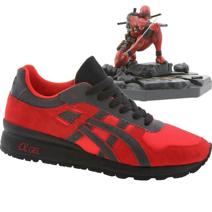 BAIT Red Ring Pack - 1 Shoe And 1 Statue (red) Shoes REDRINGPACK |