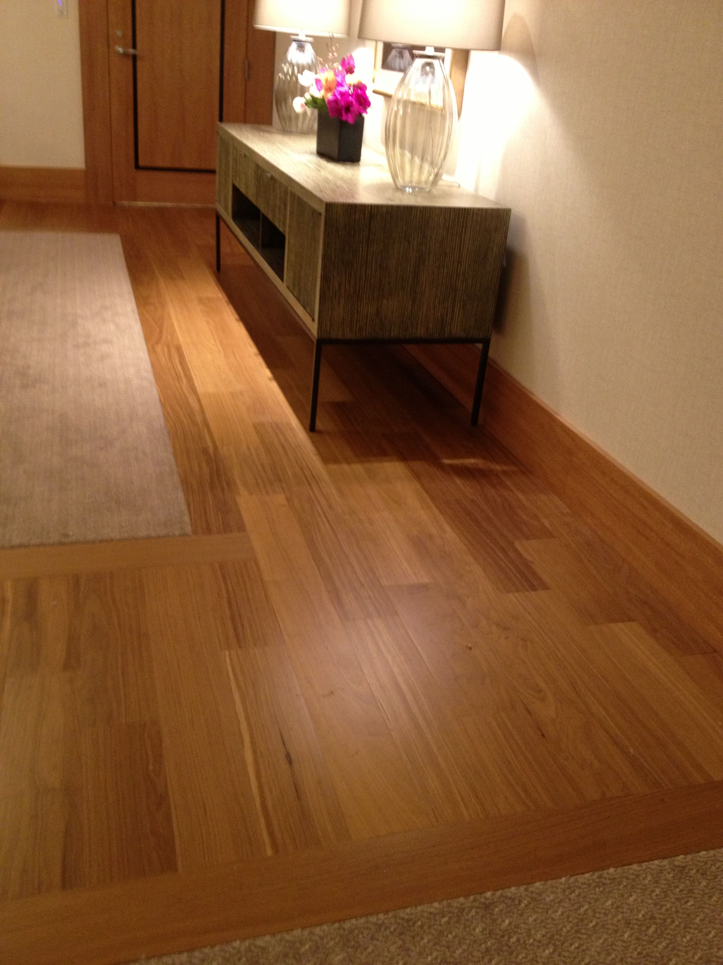 African Celtis Light Prefinished Hardwood Flooring 5 1 2 Quot Wide At Belmont Country Club In 2019 Prefinished Hardwood Hardwood Floors Flooring