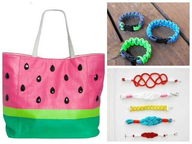 These cute crafts are perfect to make with your teens.