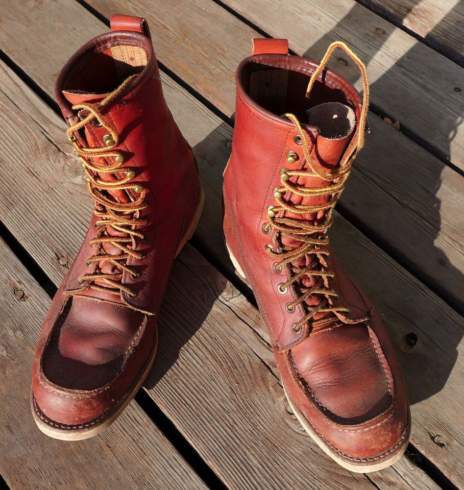 add6393030932 Vintage RED WING Irish Setter Sport Boots Mens Size 11 E USA in 2019 ...
