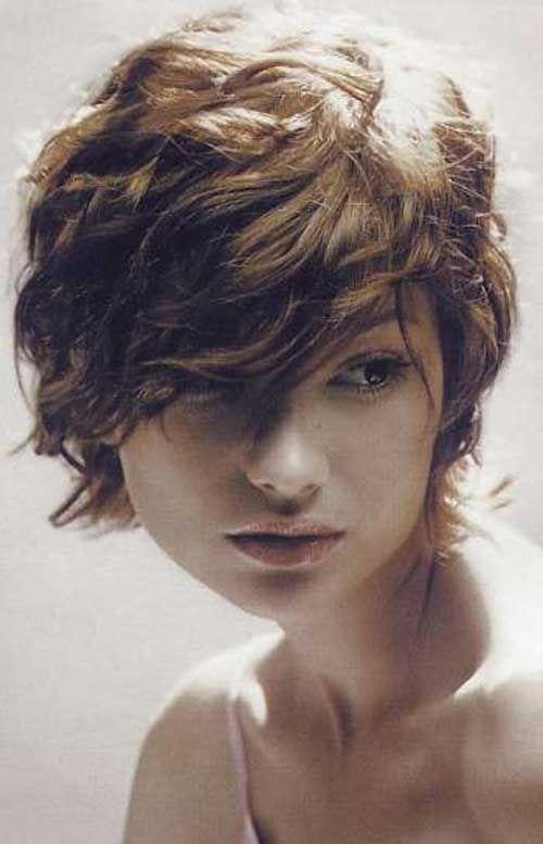 Short hairstyles for wavy hair  Short Wavy Haircuts  Pinterest